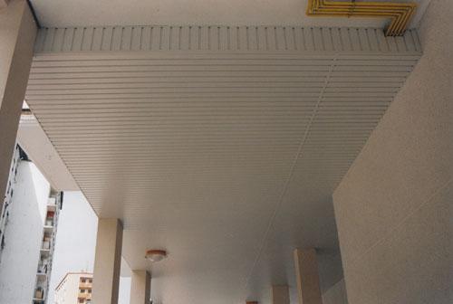 Nuestros productos - Falso techo aluminio ...