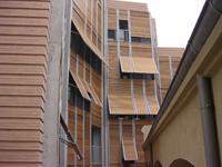 Persianas celosias falsos techos guipuzcoa gipuzkoa - Persianas madera exterior ...